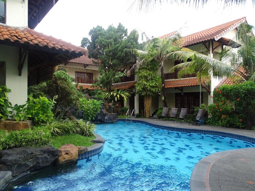 Yogyakarta, Duta Garden hotel | Rama Tours