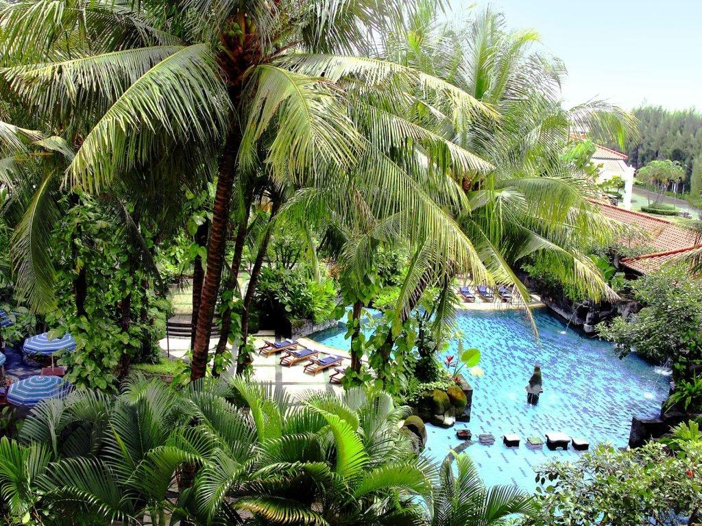 Yogyakarta, Melia Purosani hotel | Rama Tours
