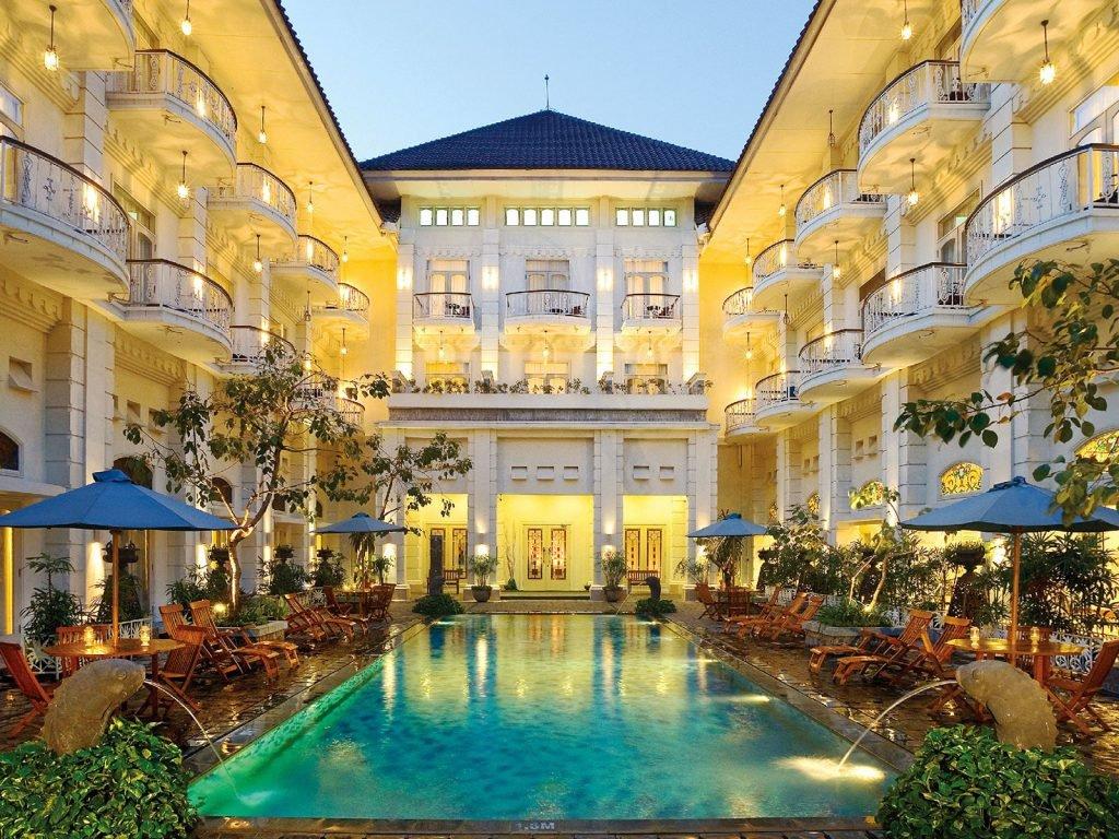 Yogyakarta, The Phoenix hotel | Rama Tours