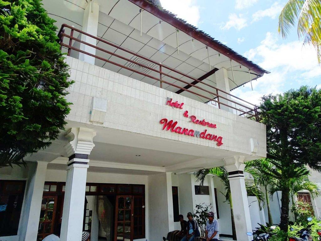 Sumba, Waikabubak, Manandang hotel | Rama Tours