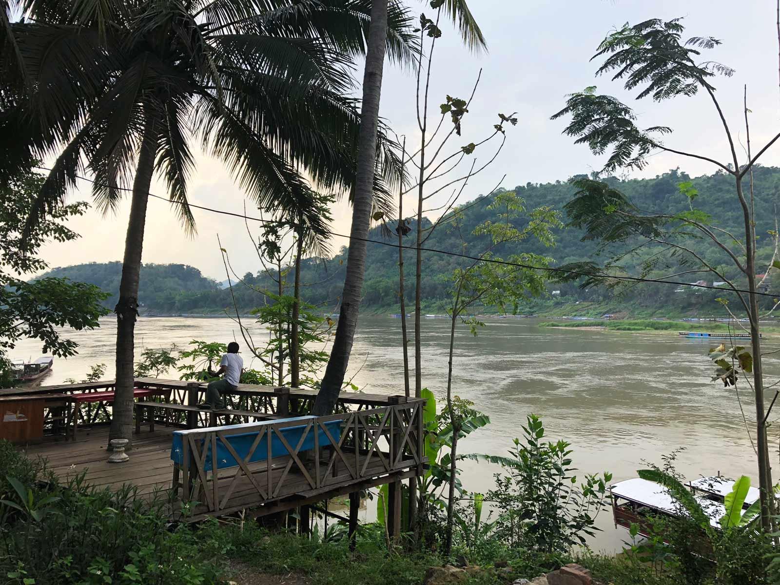 rondreis laos boottocht mekong rivier hoogtepunt 9