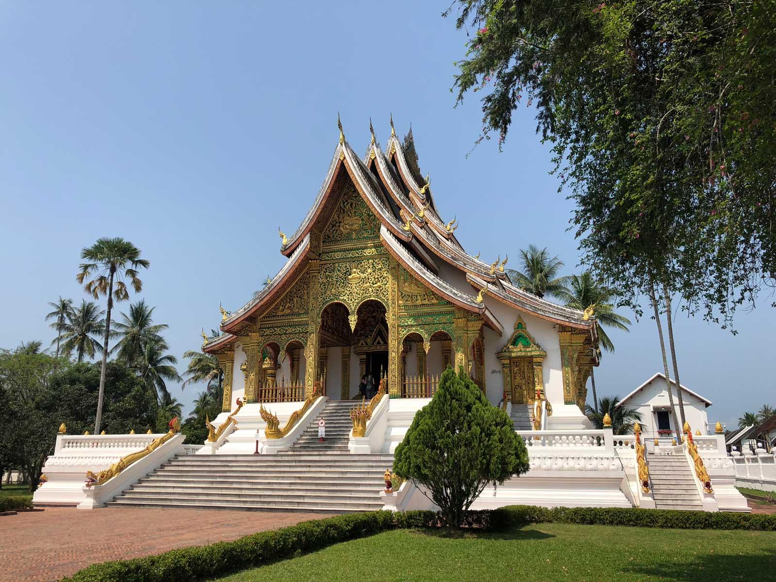 rondreis laos luang prabang hoogtepunt 1