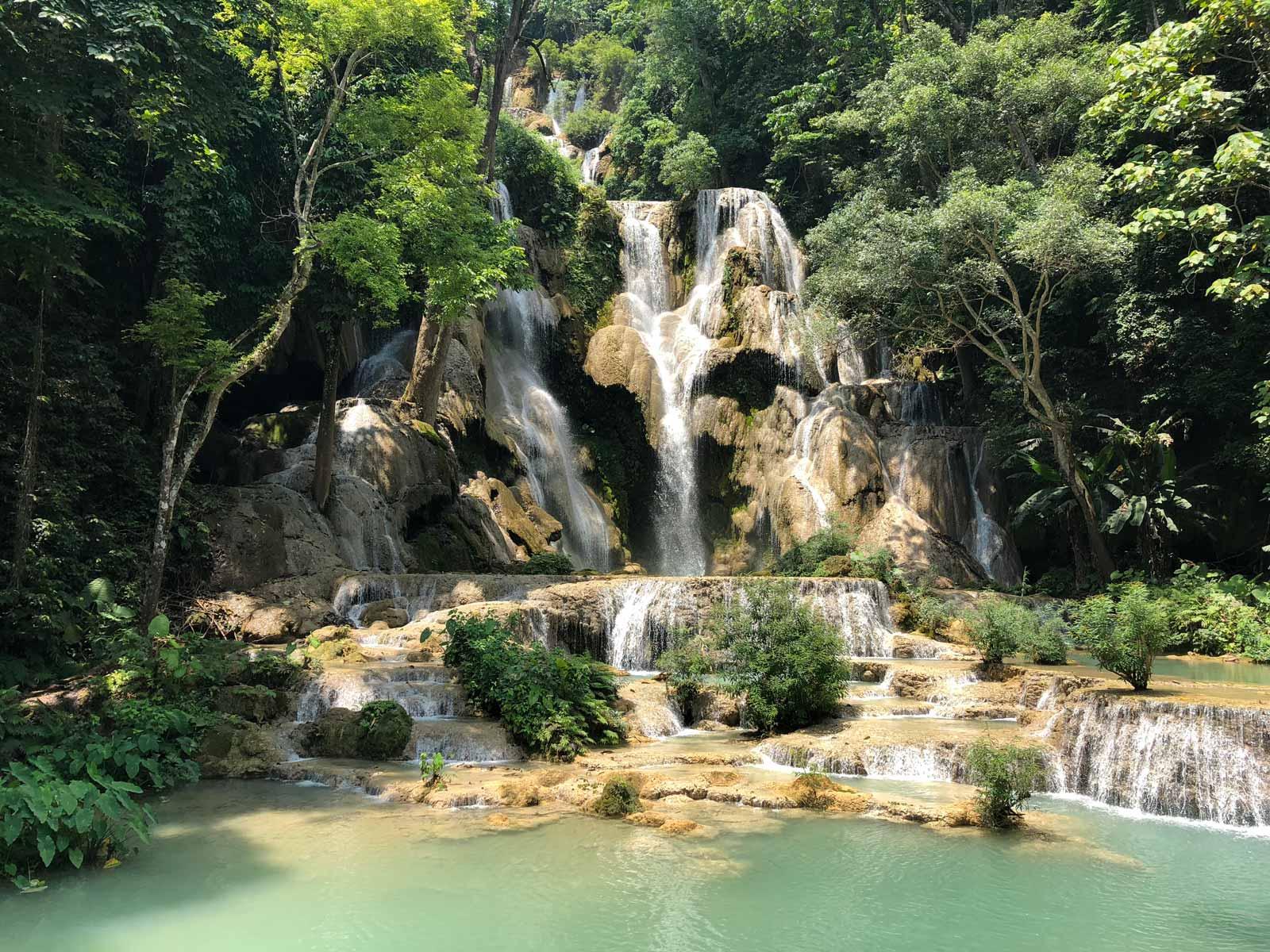 rondreis laos luang prabang hoogtepunt 3