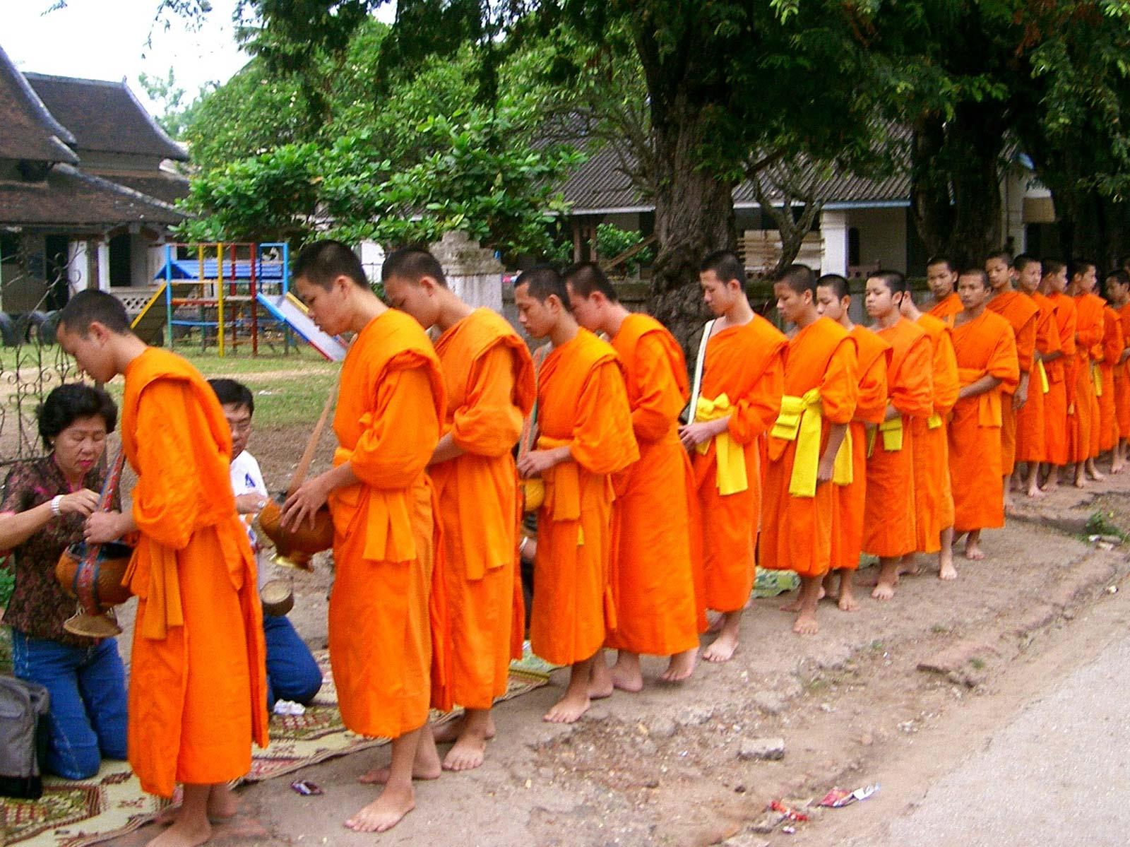 rondreis laos luang prabang hoogtepunt 8
