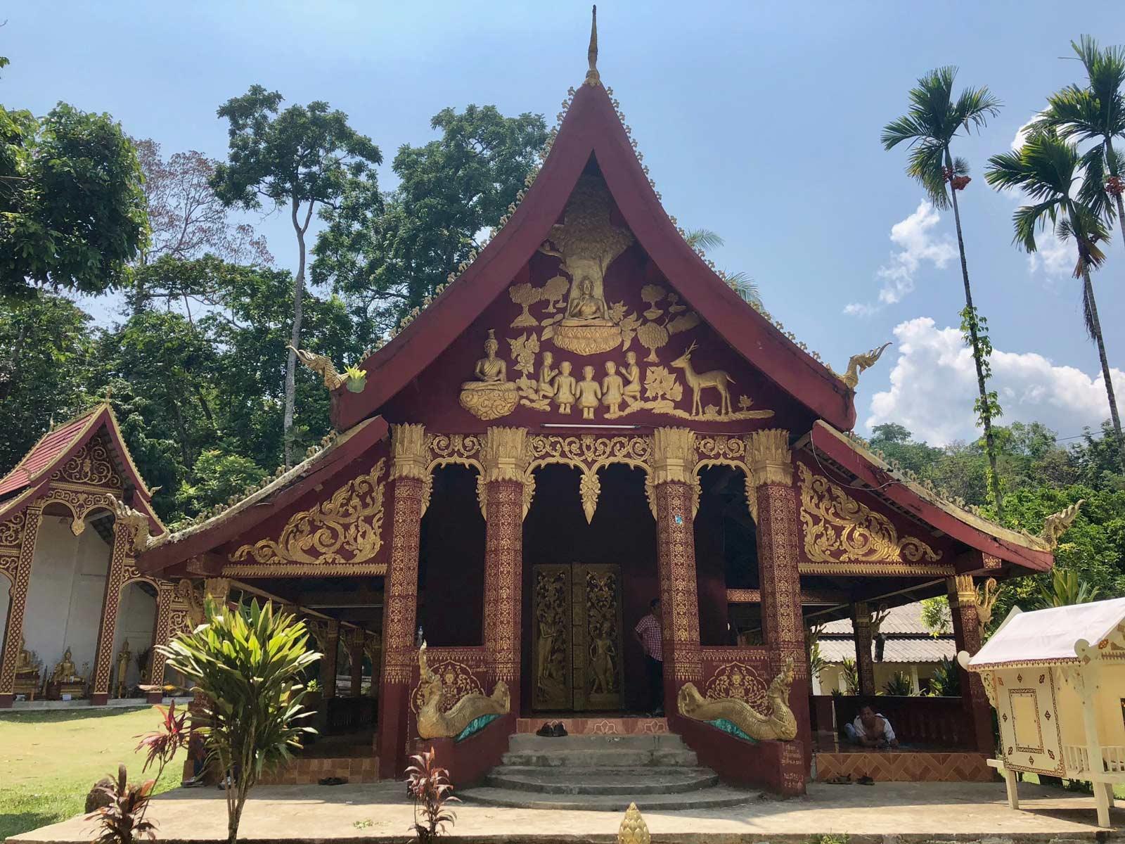 rondreis laos luang prabang hoogtepunt 9