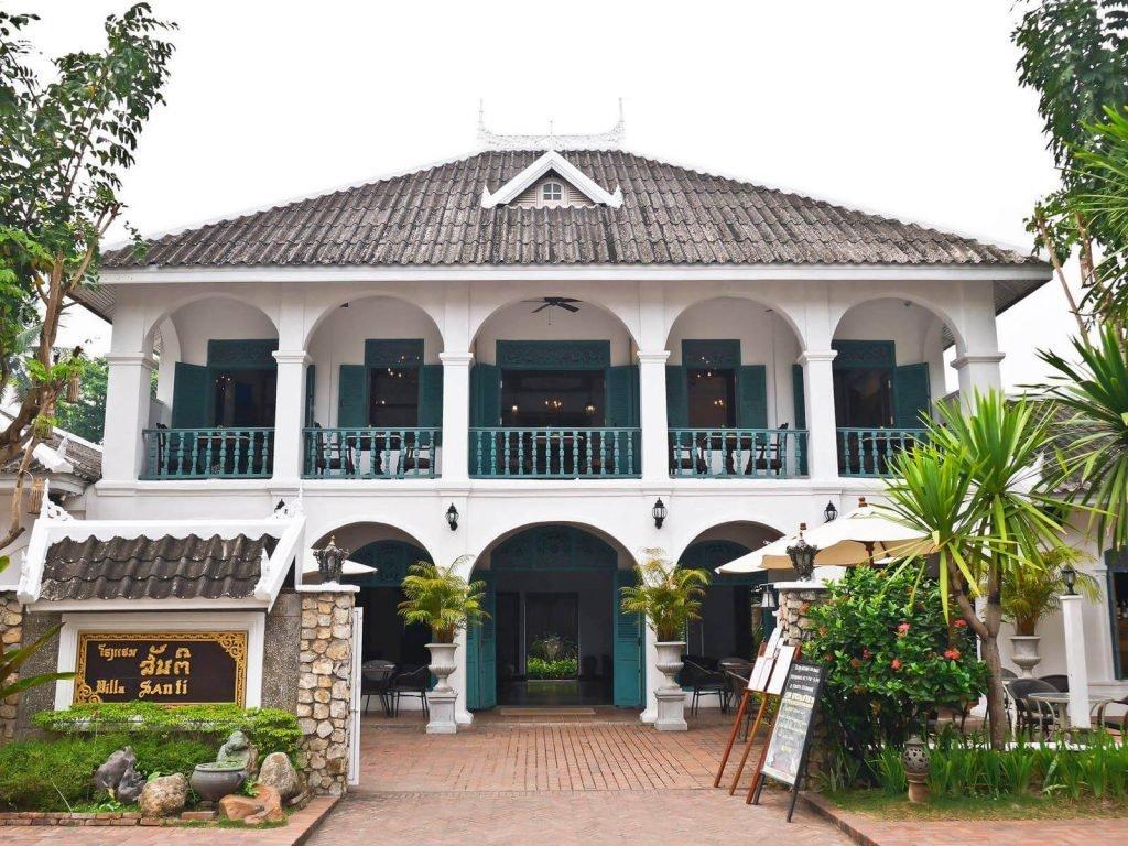 Luang Prabang, Villa Santi | Rama Tours