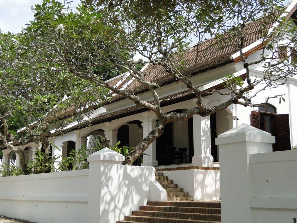 Luang Prabang, Xiengthong Palace | Rama Tours