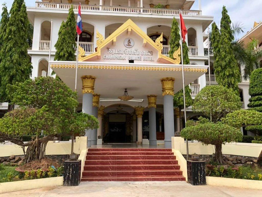 Pakse, Champassak Palace | Rama Tours