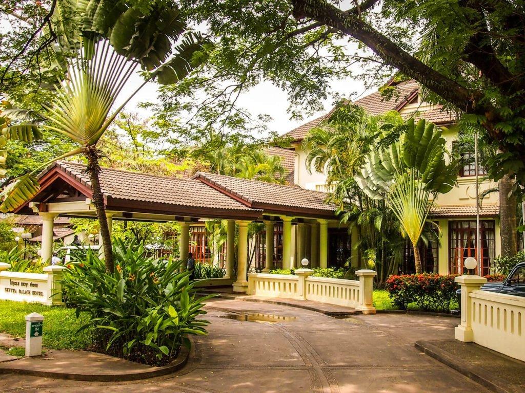 Vientiane, Settha Palace | Rama Tours