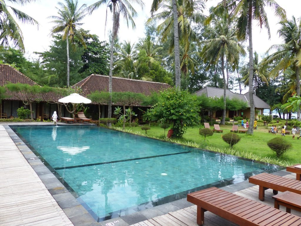 Gili Air, Villa Karang | Rama Tours