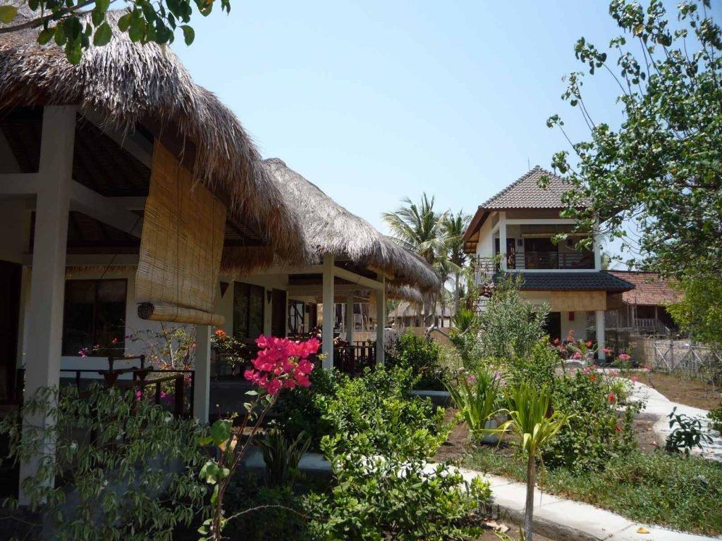 Gili Trawangan, Karma Kayak hotel | Rama Tours