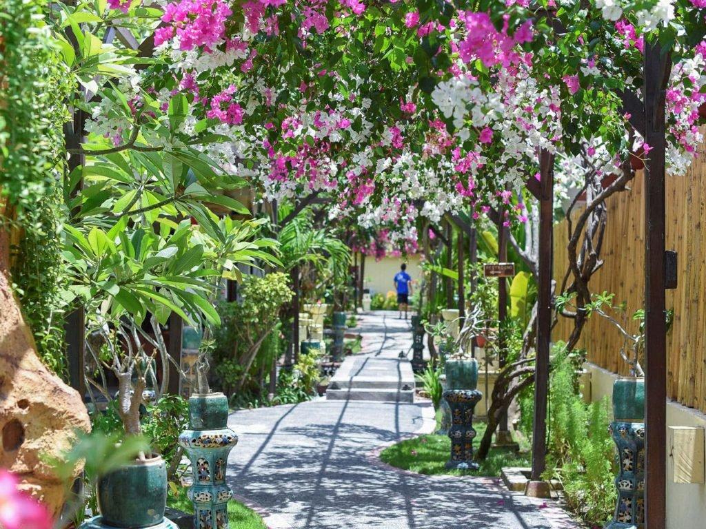 Gili Trawangan, Villa Almarik | Rama Tours