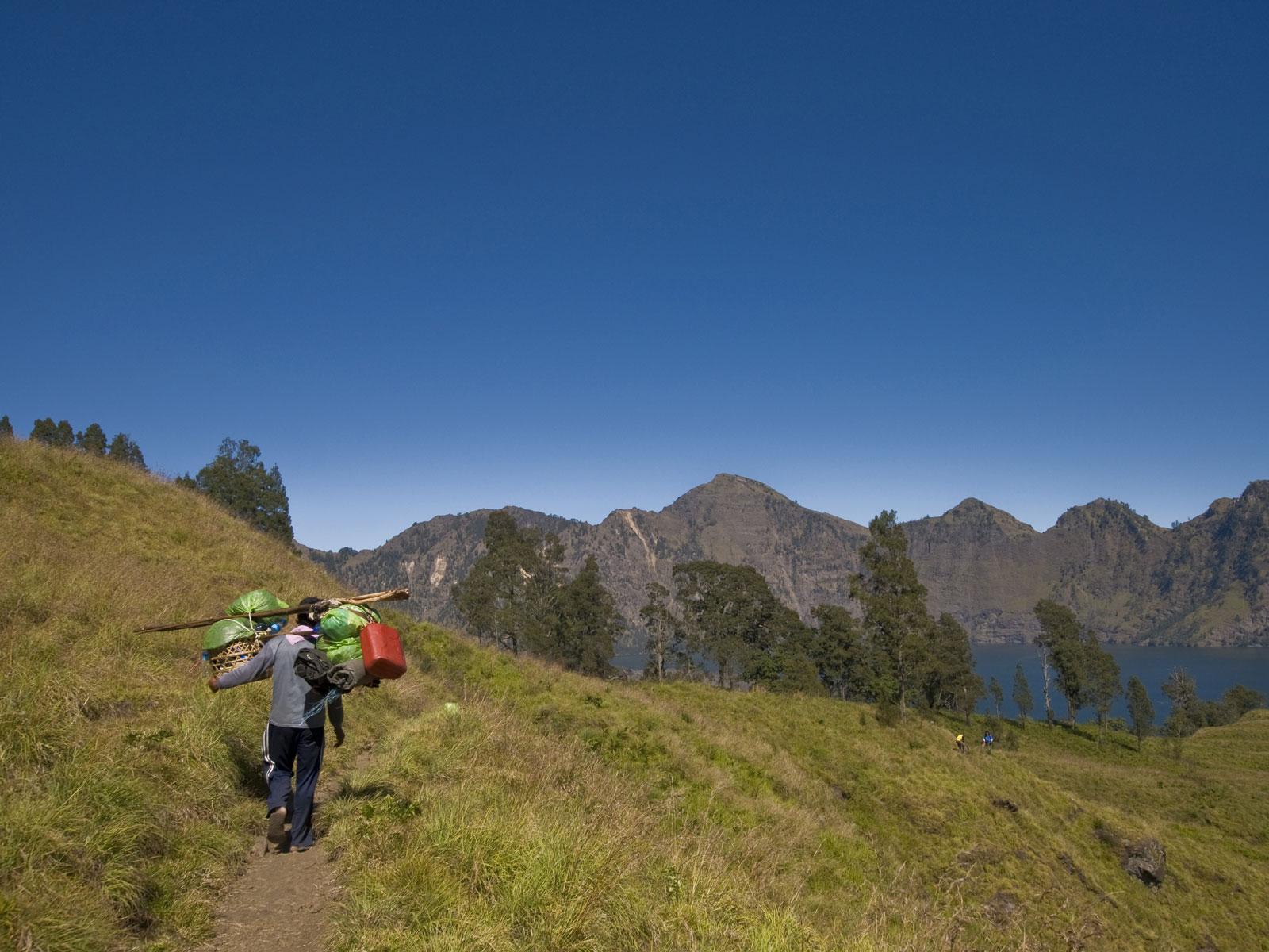 rondreis lombok hoogtepunt gunung rinjani 2