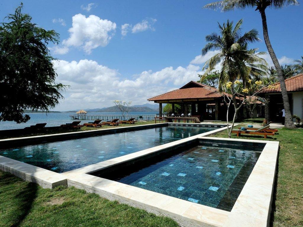 Sekotong, Cocotinos resort | Rama Tours