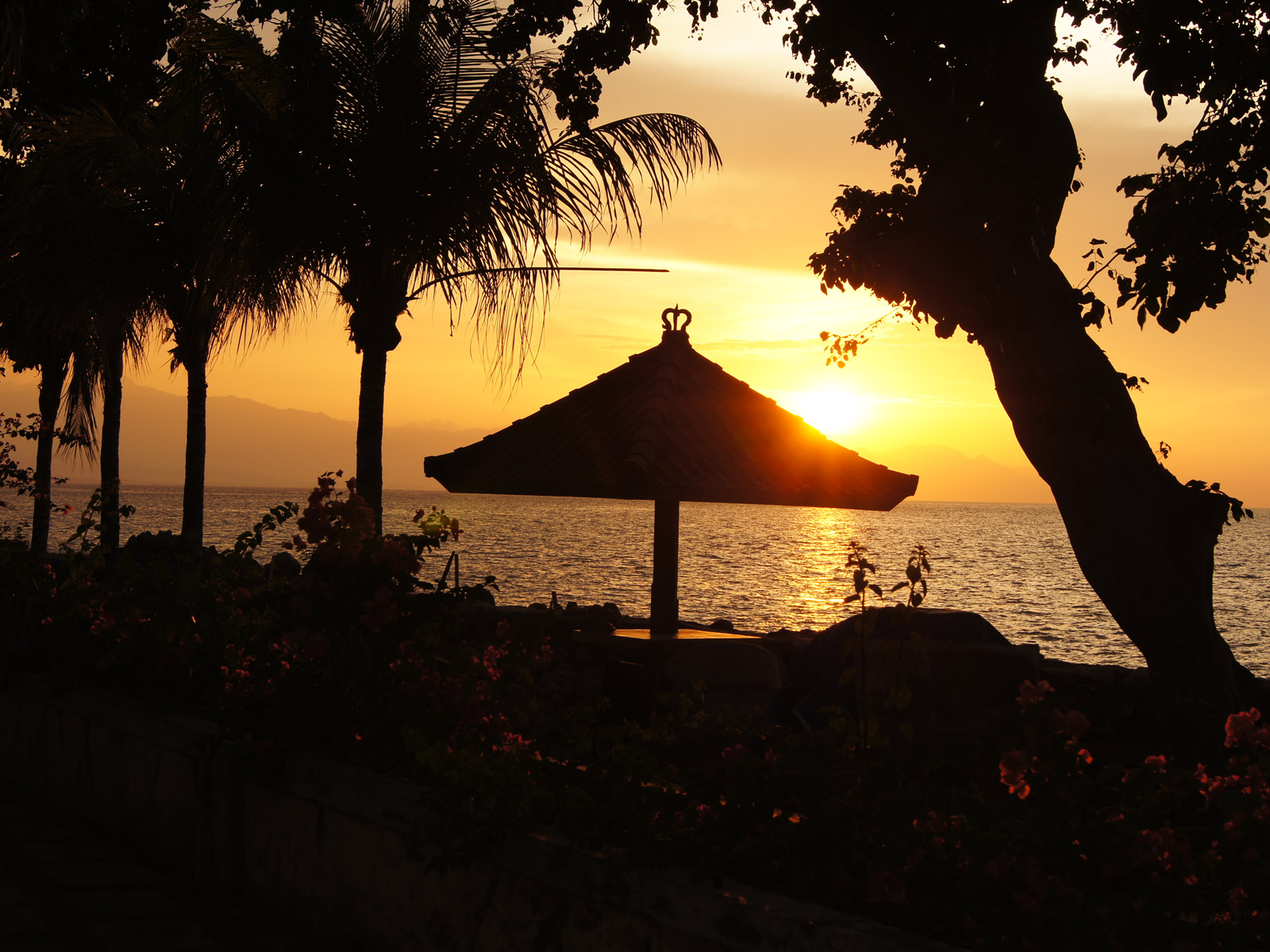 rondreis lombok senggigi puri saron hotel 2