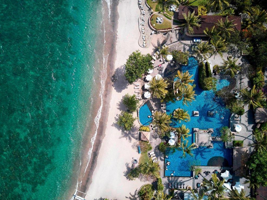 Senggigi, Sheraton Senggigi Beach resort | Rama Tours