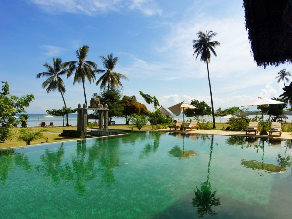 Sire, Tugu hotel Lombok | Rama Tours