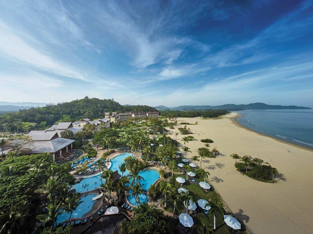 Kota Kinabalu, Tuaran, Shangri-La's Rasa Ria resort | Rama Tours