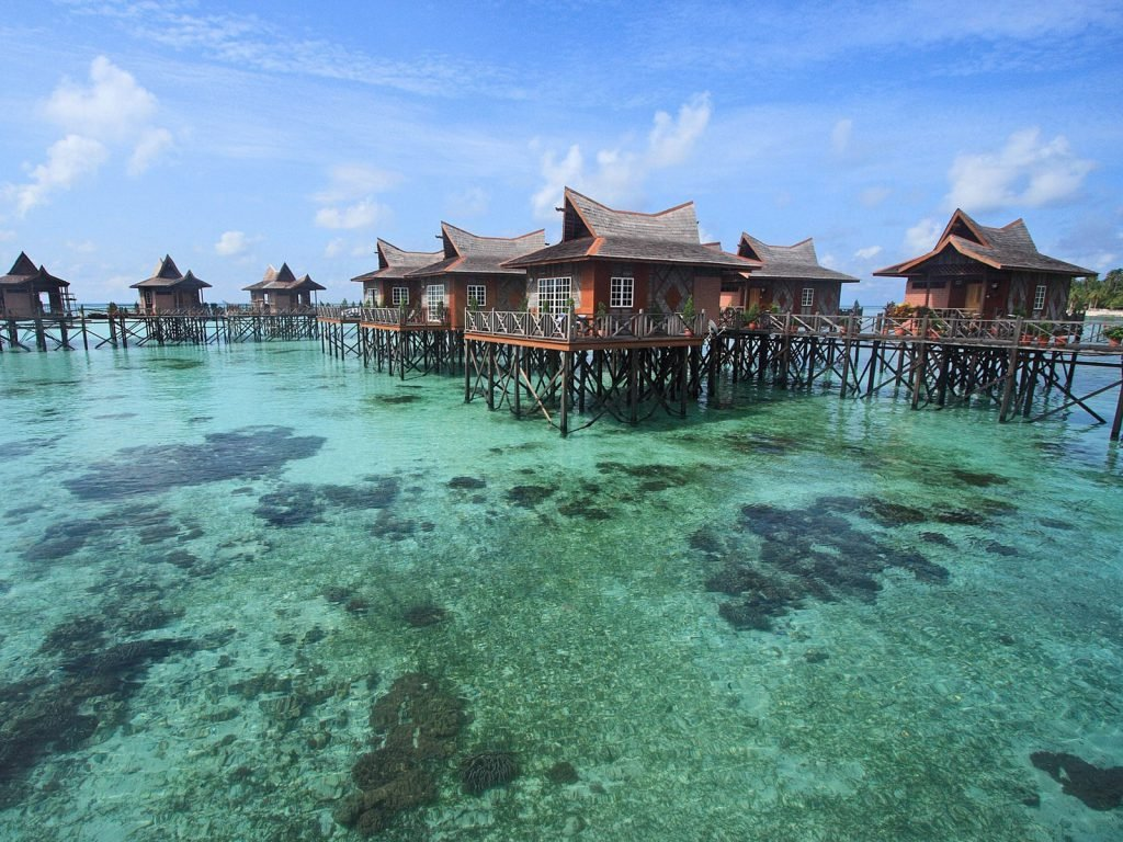 Mabul, Sipadan-Mabul Island resort | Rama Tours