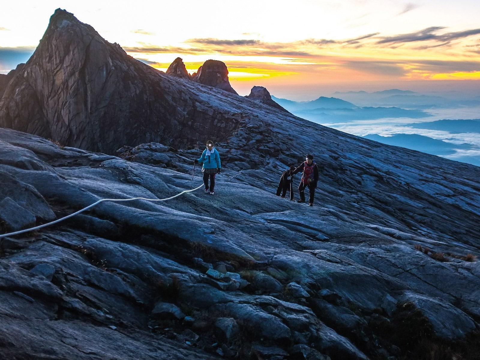 rondreis maleisie sabah mount kinabalu hoogtepunt 1