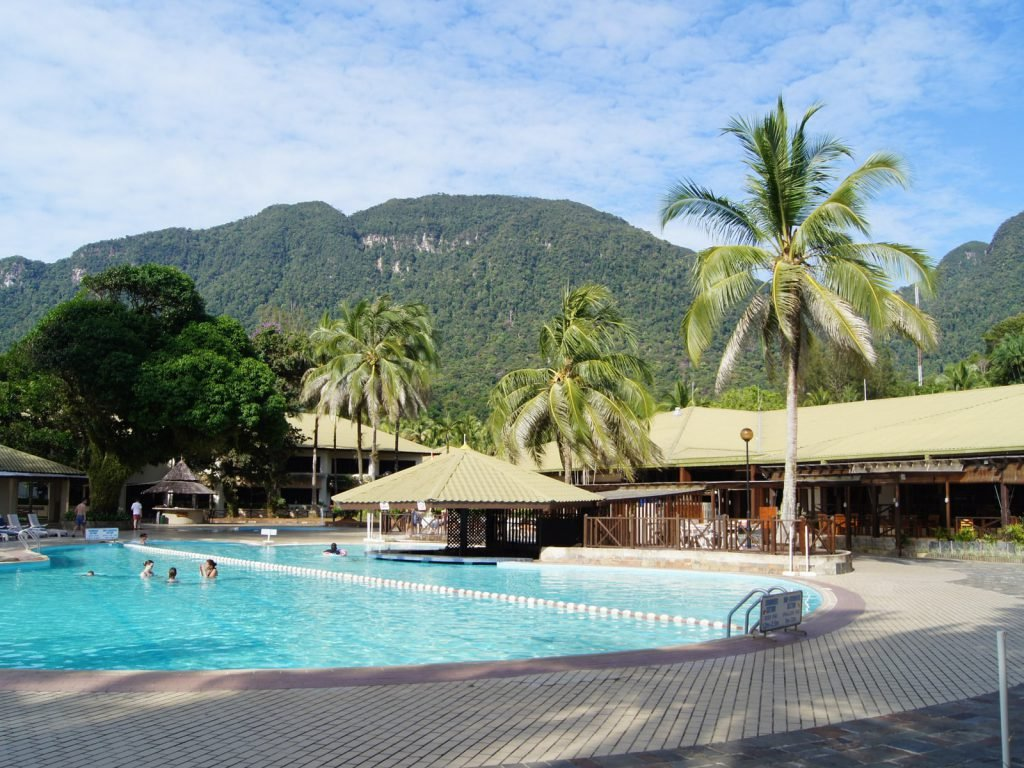 Damai Beach, Damai Beach resort | Rama Tours