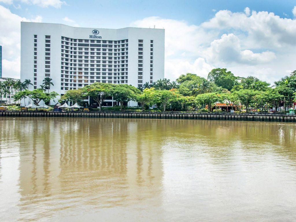 Kuching, Hilton hotel | Rama Tours