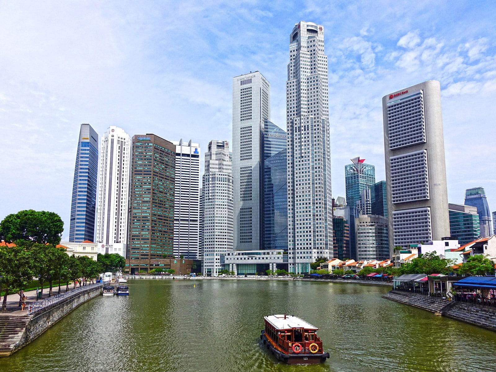 rondreis singapore blog stop over