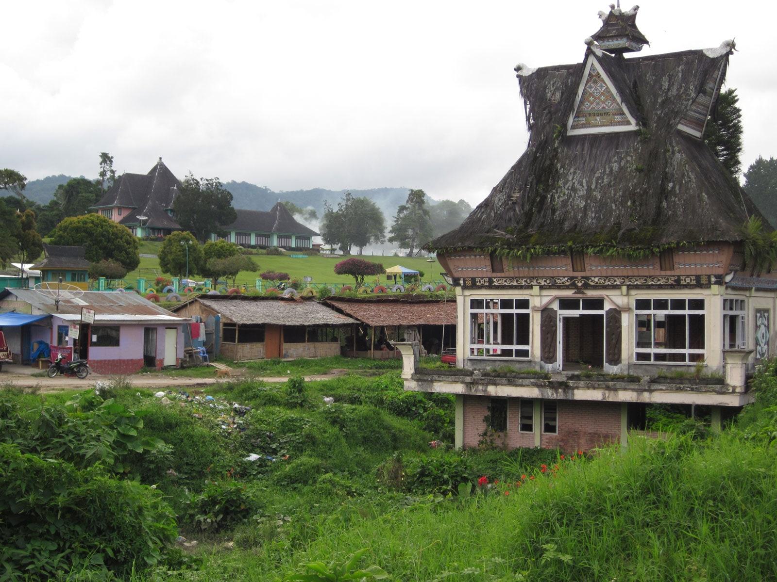 rondreis sumatra berastagi 1