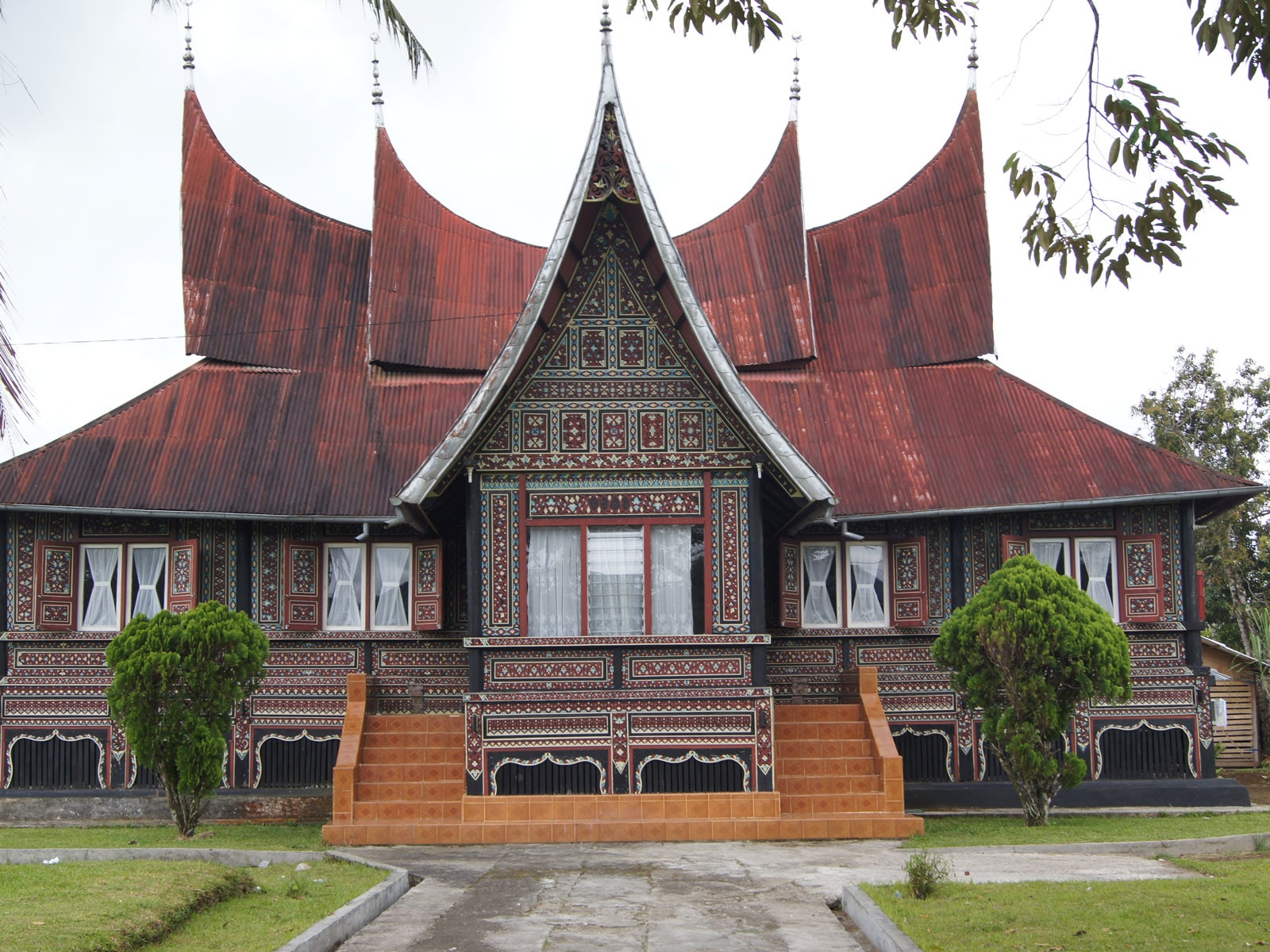 rondreis sumatra bukittinggi 7