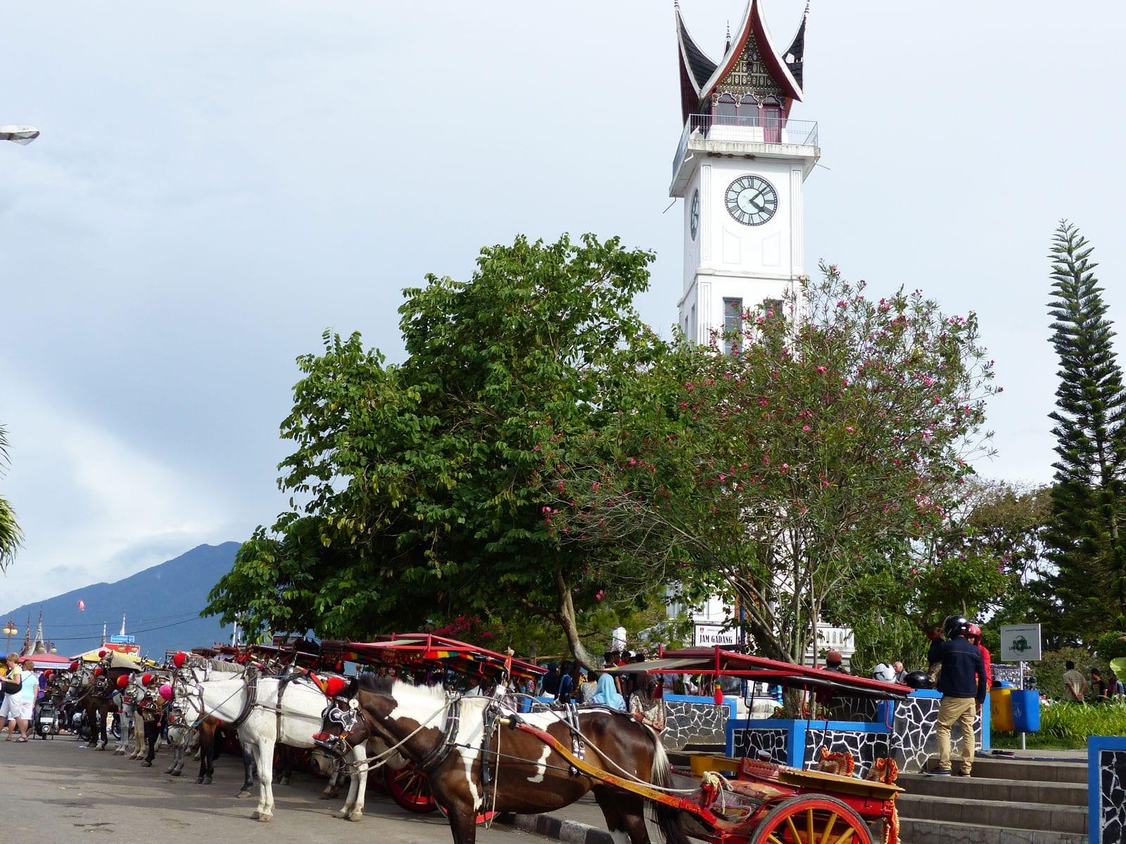 rondreis sumatra bukittinggi 8