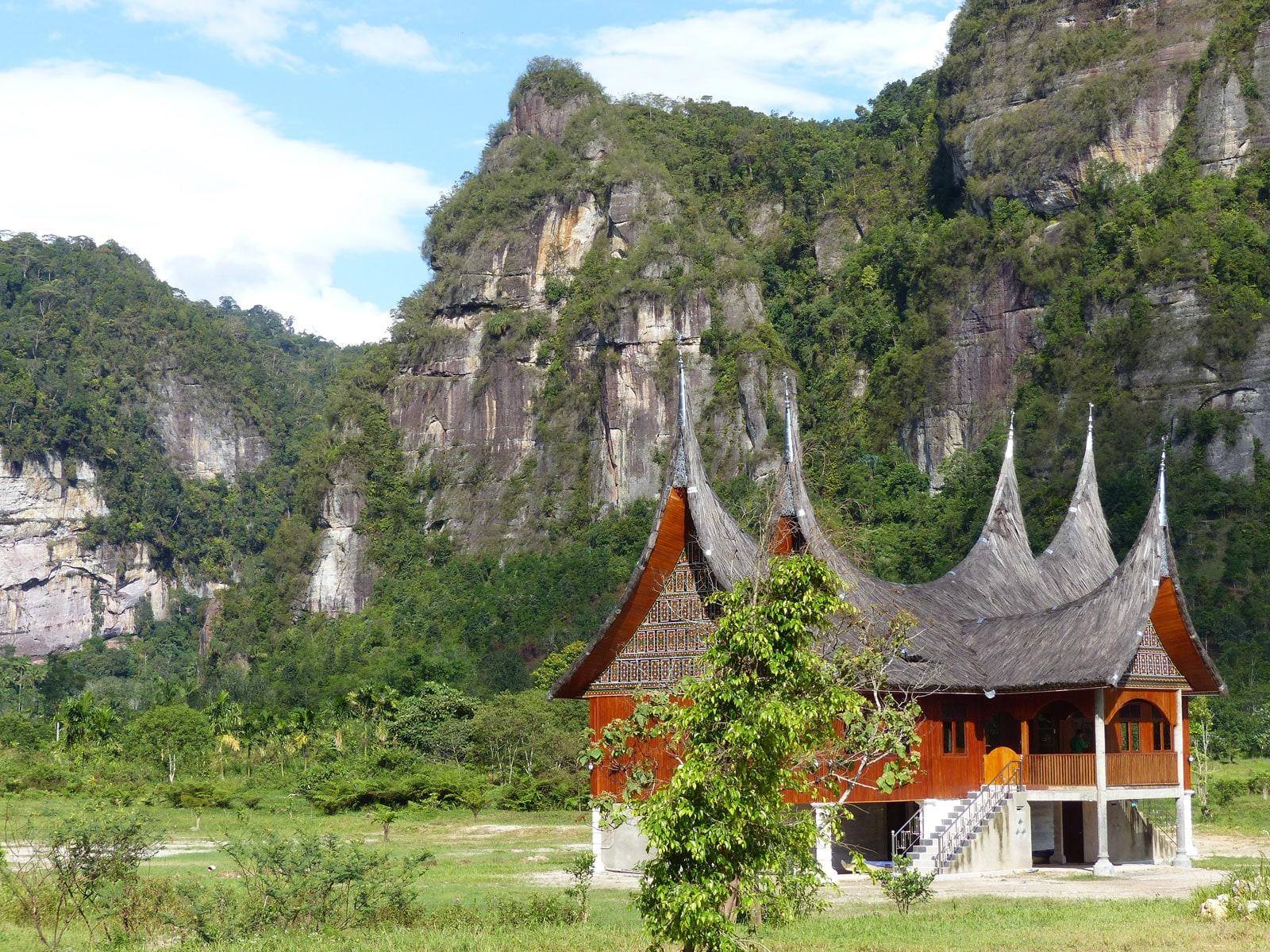 rondreis sumatra harau valley 9