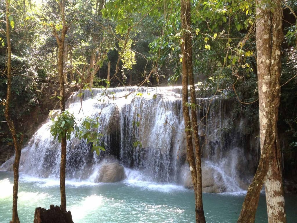 Erawan National Park | Rama Tours