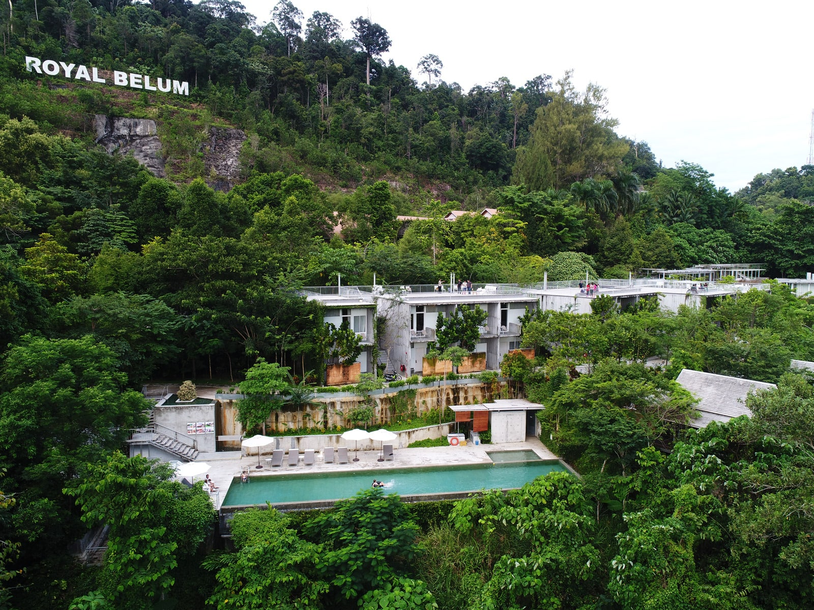 rondreis west-maleisie belum belum rainforest resort 3