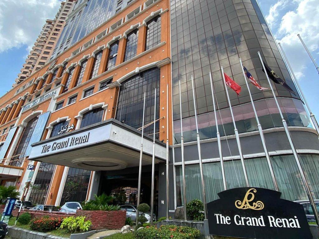 Kota Bharu, The Grand Renai hotel | Rama Tours