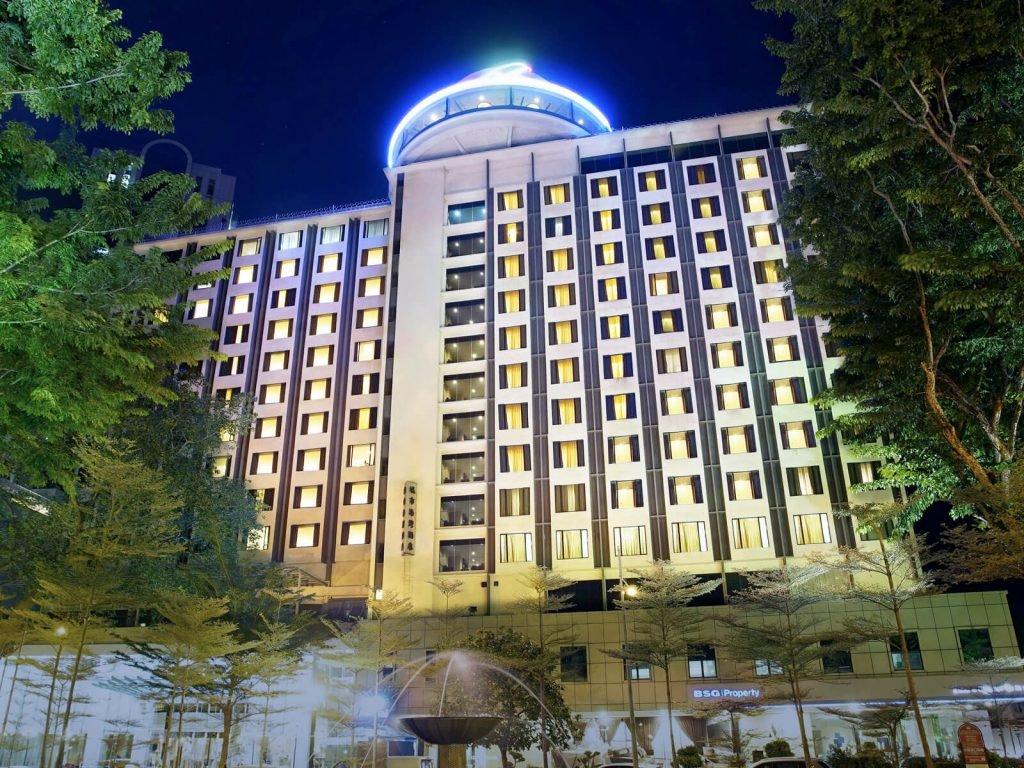 Penang, Bayview hotel Georgetown | Rama Tours