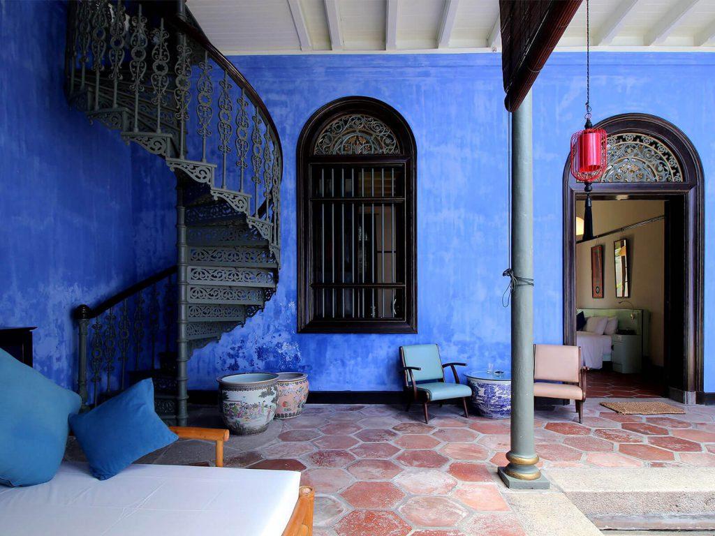 Penang, The Blue Mansion | Rama Tours