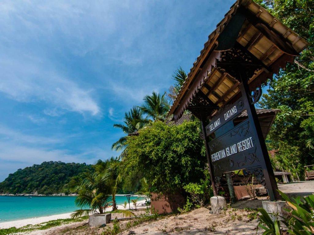 Perhentian Besar, Perhentian Island resort   Rama Tours