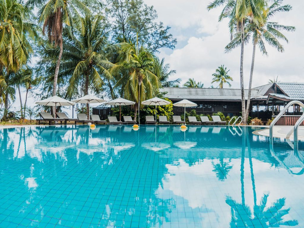 Tioman, Berjaya Tioman resort   Rama Tours