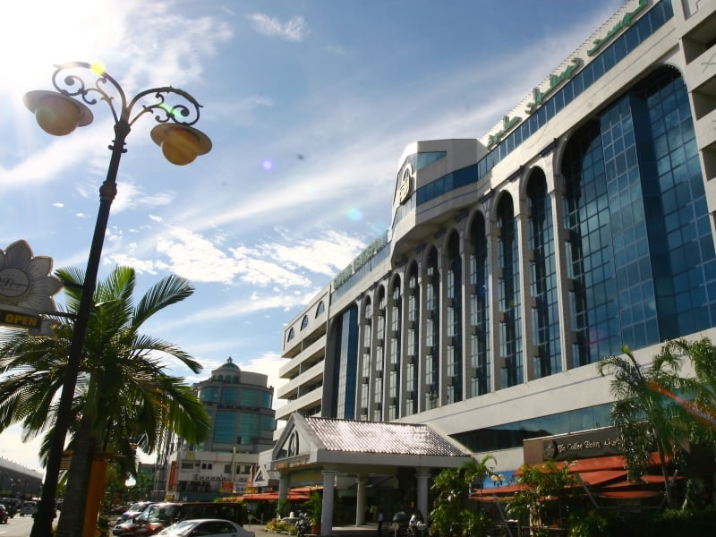 Brunei, Centrepoint hotel | Rama Tours