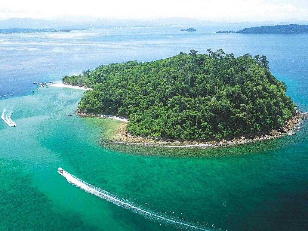 Rondreis Maleisie Natuurparken en bountyeilanden