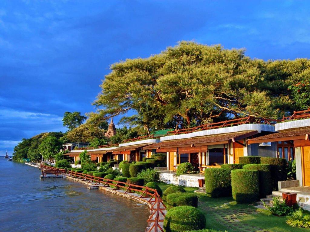 Bagan, Bagan Thande hotel | Rama Tours
