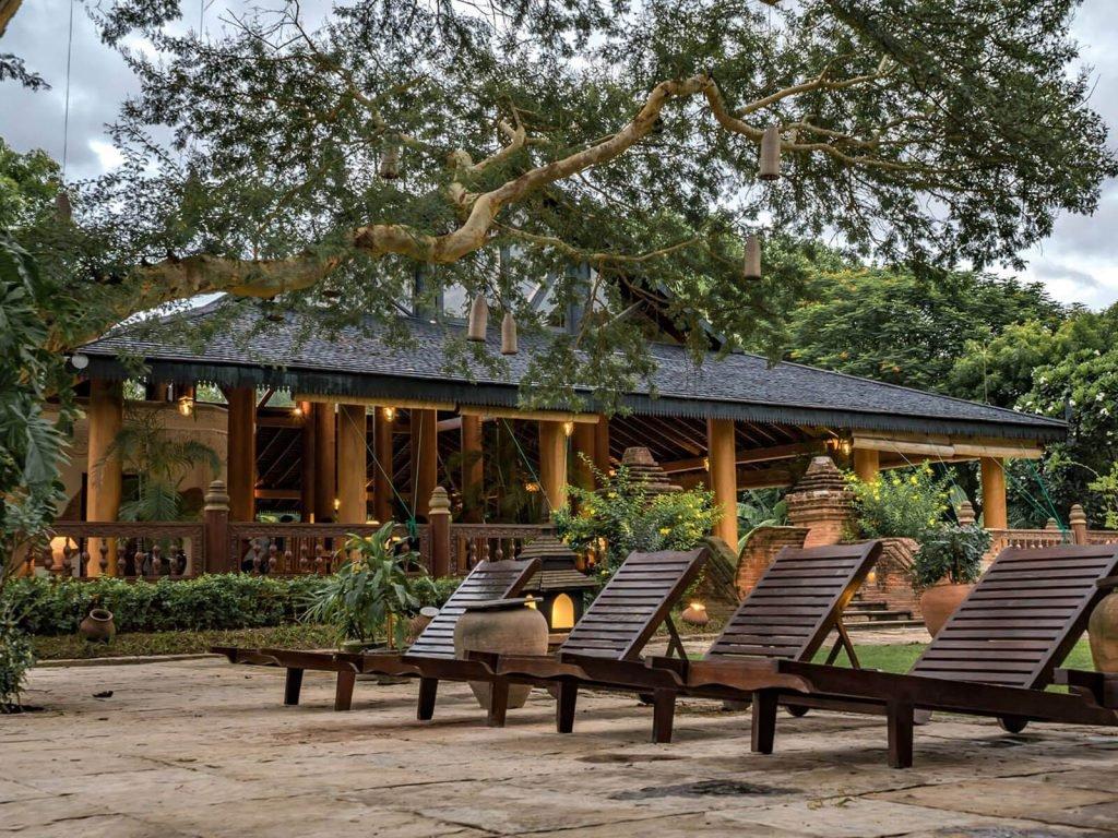 Bagan, Tharabar Gate hotel | Rama Tours