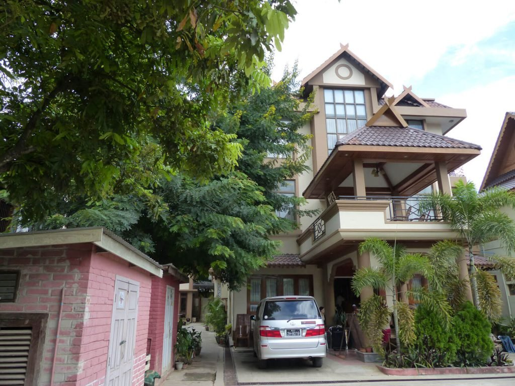 Hsipaw, Mr. Charles Guesthouse | Rama Tours