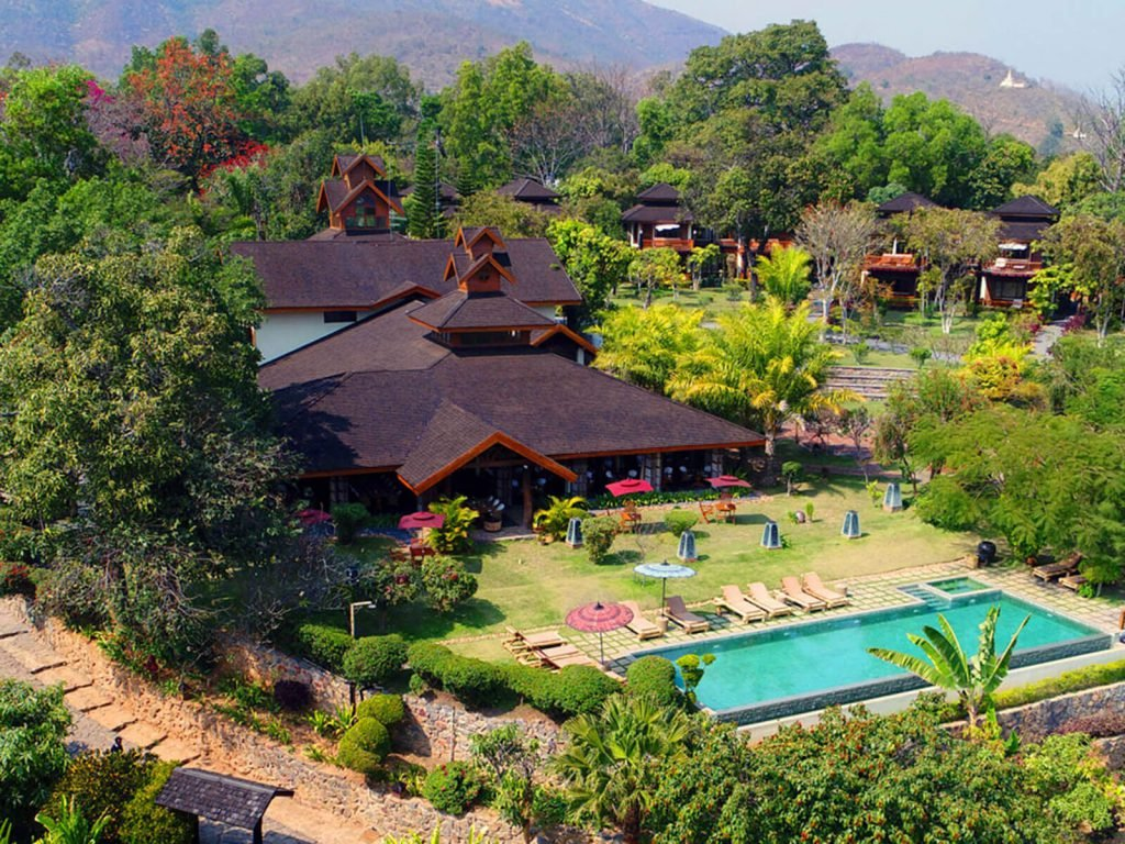 Inle meer, Inle Lake View Resort | Rama Tours