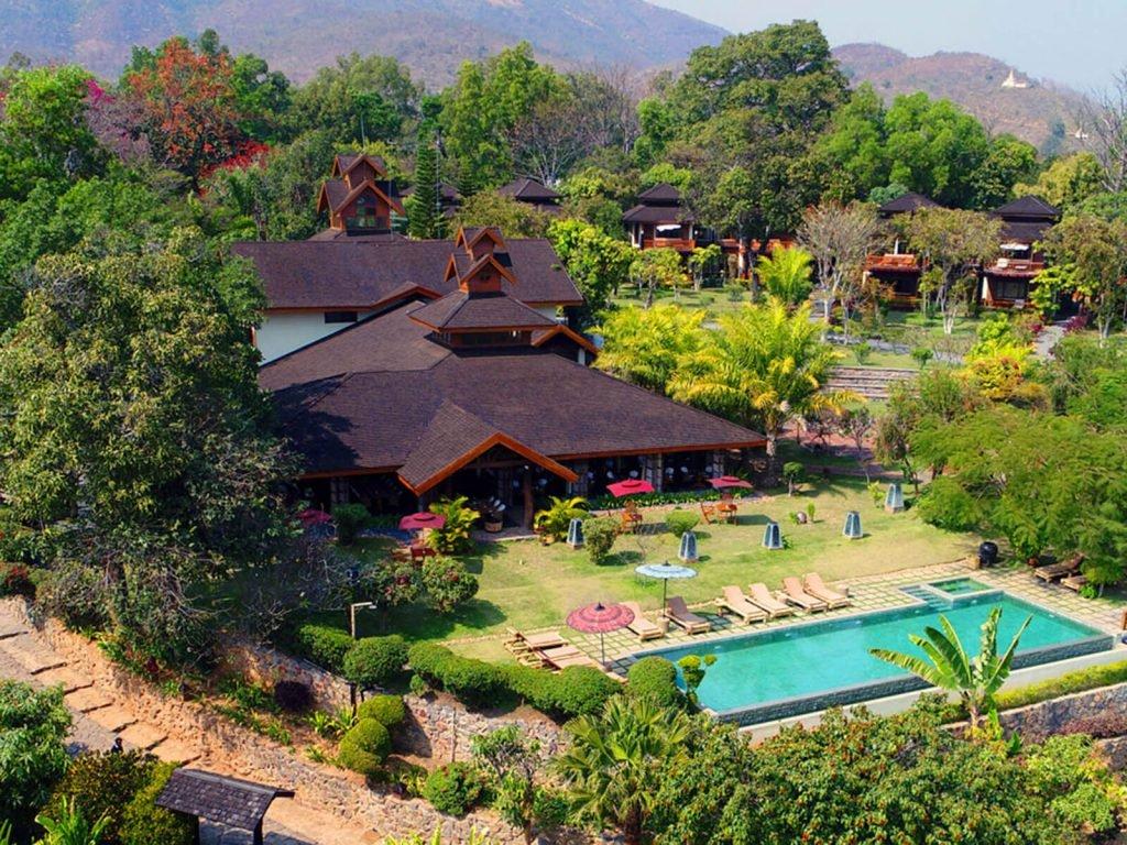 Inle meer, Inle Lake View Resort | Rama Tours