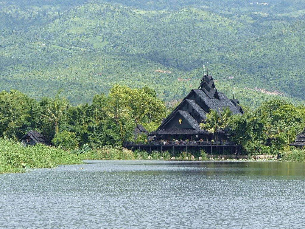 Inle meer, Inle Princess hotel | Rama Tours