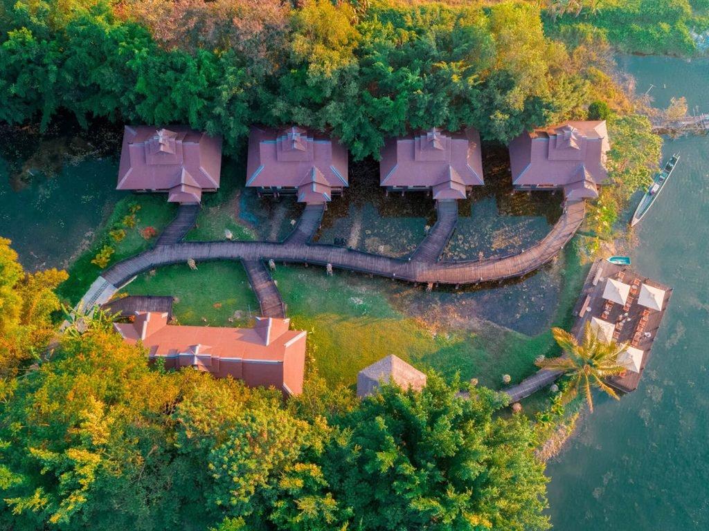 Inle meer, Inle Resort | Rama Tours