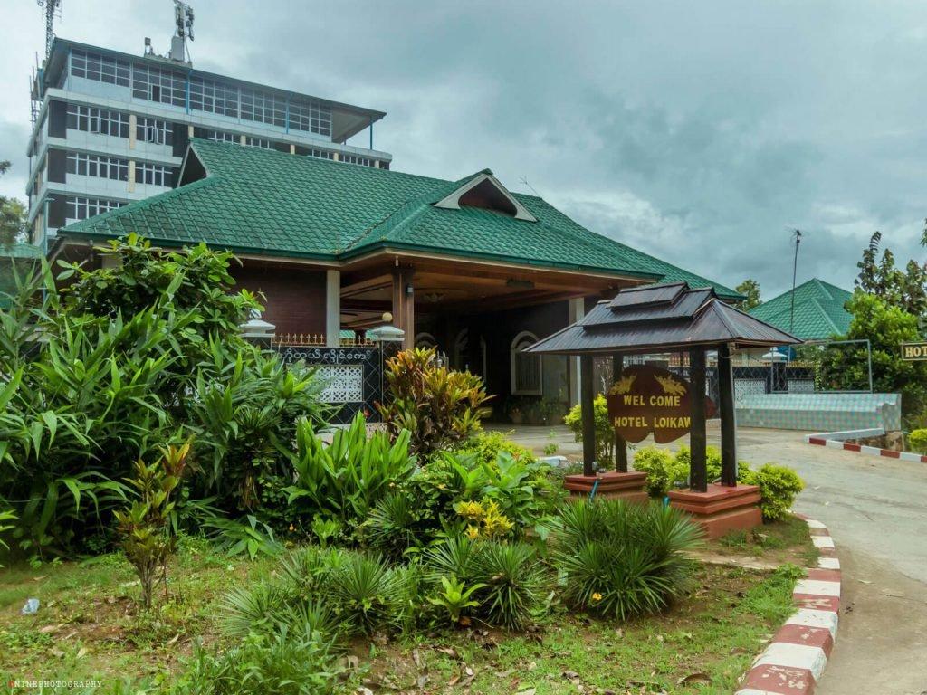 Loikaw , Hotel Loikaw | Rama Tours
