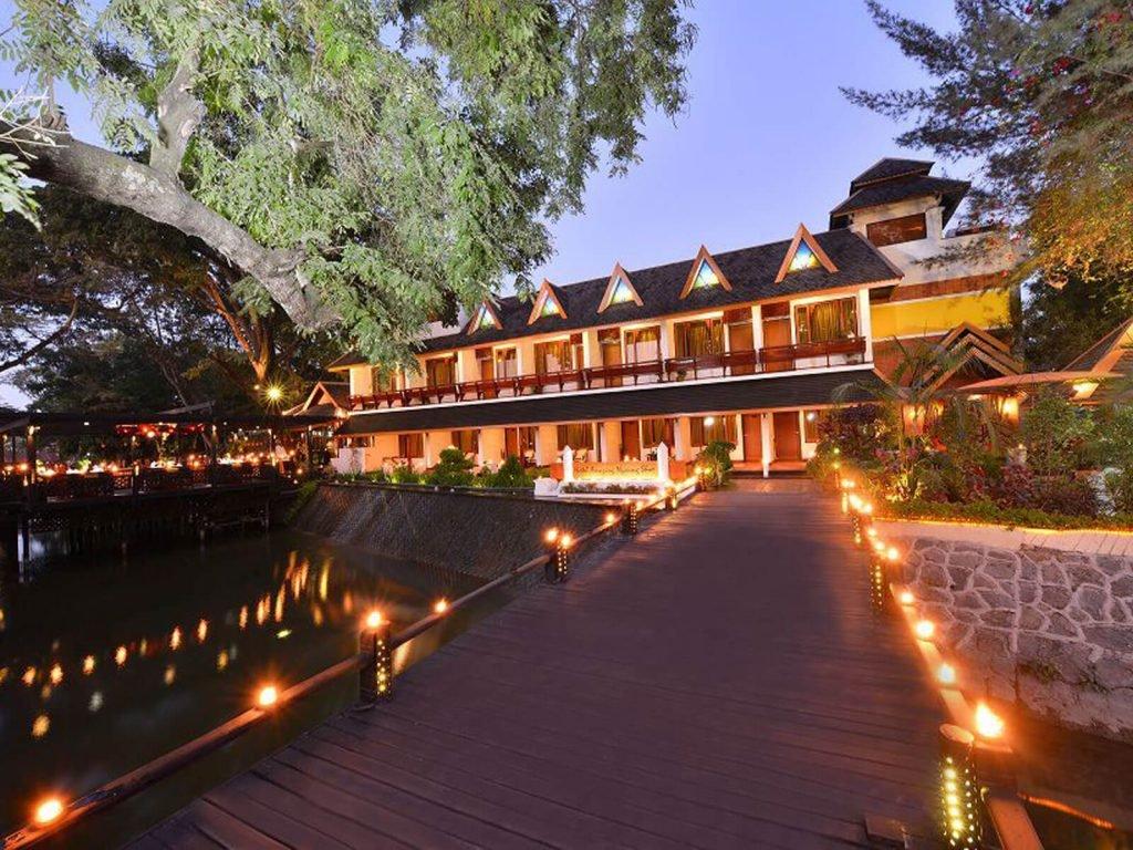 Nyaung Shwe, Amazing Nyaung Shwe resort | Rama Tours