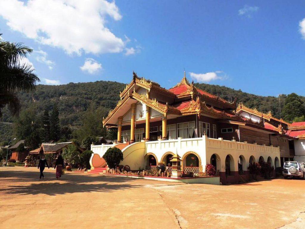 Pindaya, Conqueror resort | Rama Tours